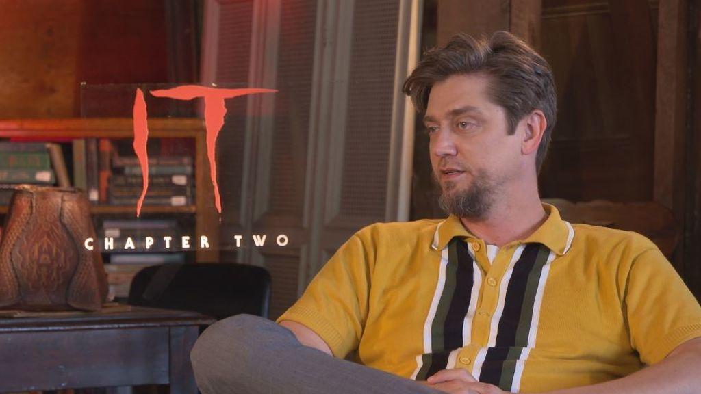 Andy Muschietti, director de IT Capítulo 2, nos explica de donde le viene su amor por el género de terror.