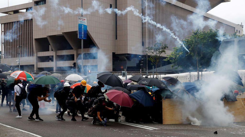 Hong Kong cede a las protestas y retira la polémica ley de extradición a China