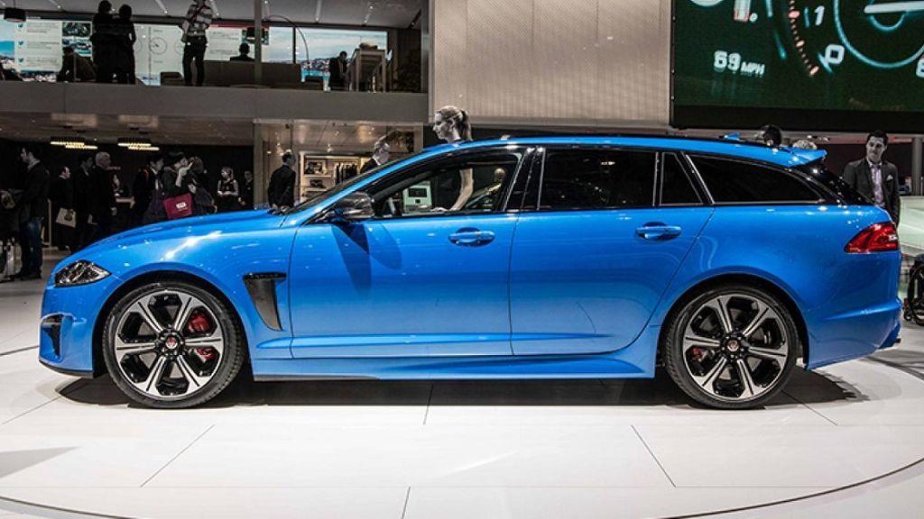 Jaguar 5.0 V8 XFR-S Sportbreak