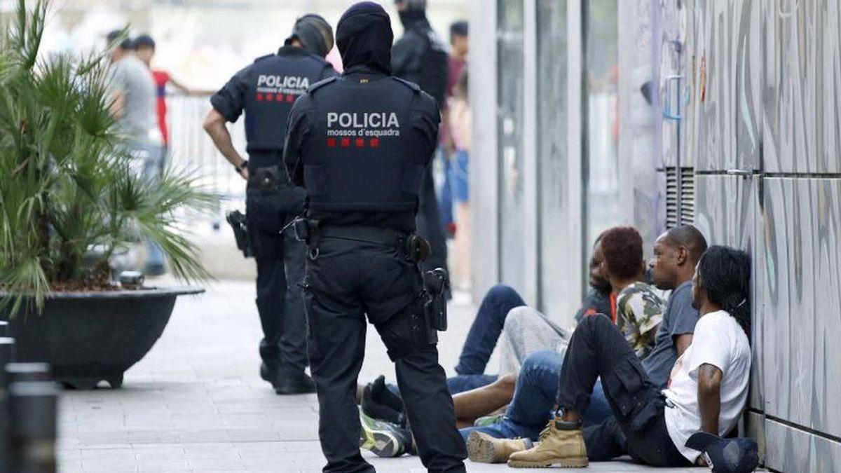 Barcelona, ciudad sin ley: los robos con violencia se disparan un 30,5 %