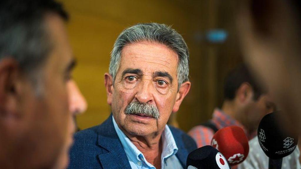 Insultos a Pedro Sánchez en Cantabria