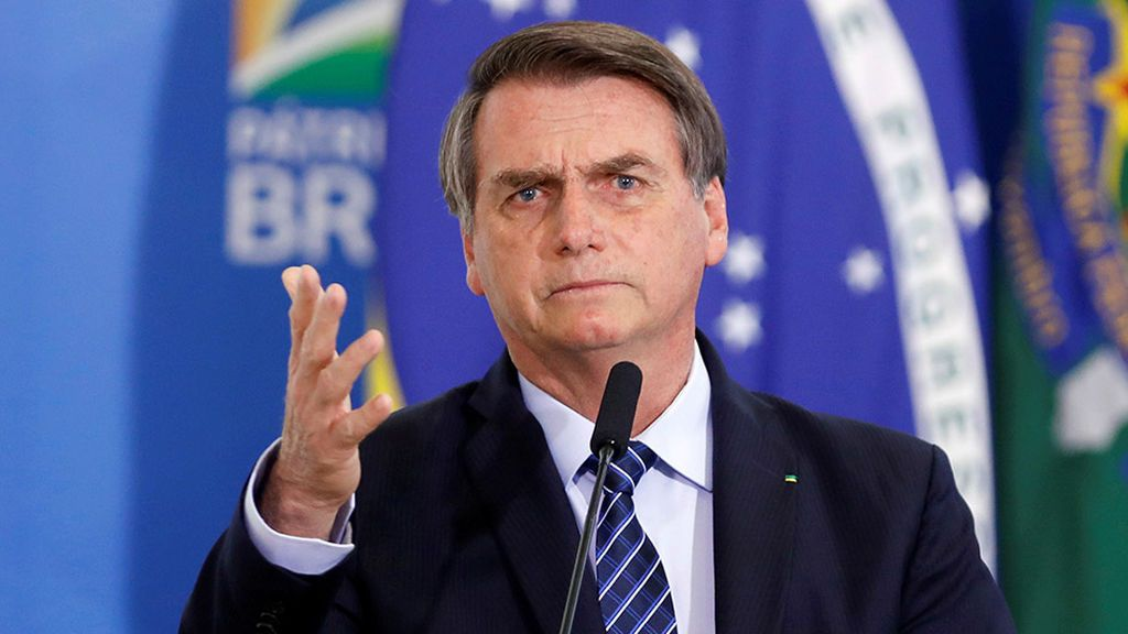 Bolsonaro responde a Bachelet