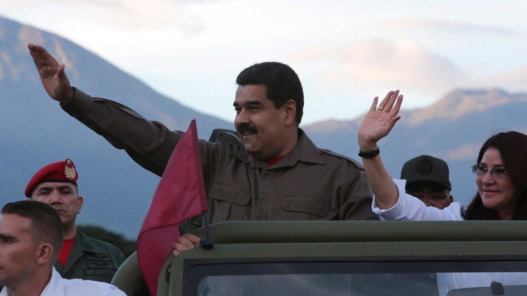 Nicolás Maduro desplegará tropas y un sistema de misiles en la frontera con Colombia
