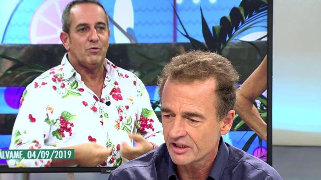 Lequio cree que Víctor Sandoval actuó mal