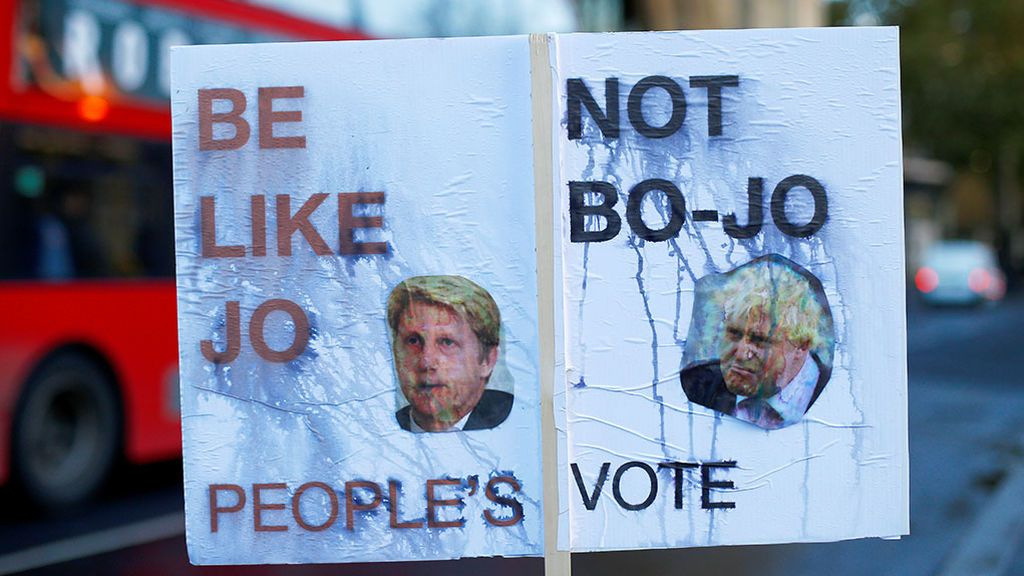 Dimite Jo Johnson, hermano del primer ministro británico