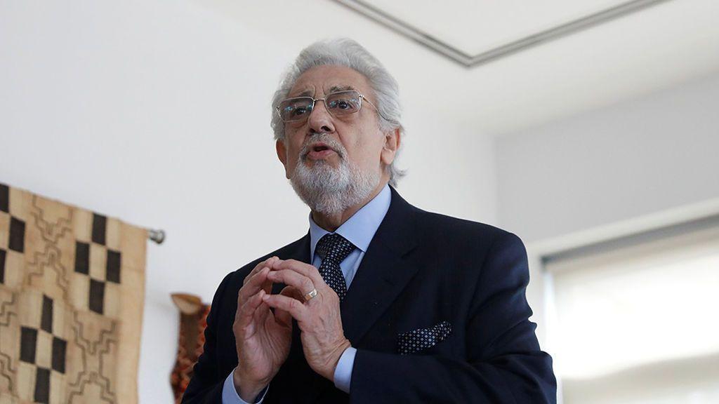 Once mujeres más acusan a Plácido Domingo de acoso sexual