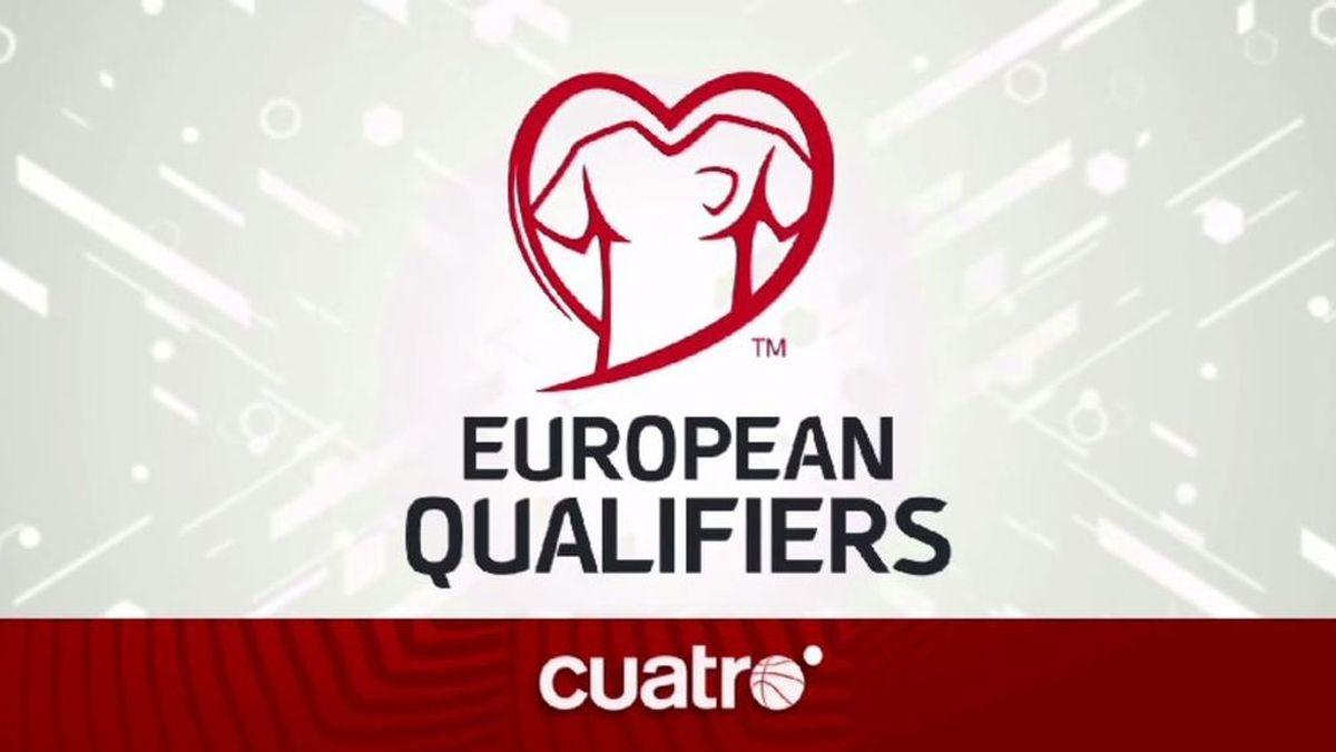 Cuatro emite cuatro encuentros clasificatorios para la UEFA Euro2020