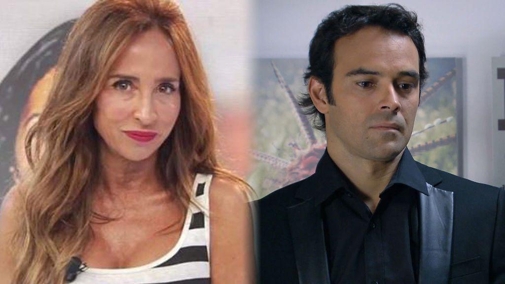 El pasado de Ricardo Rodríguez, marido de María Patiño, como actor en Mediaset