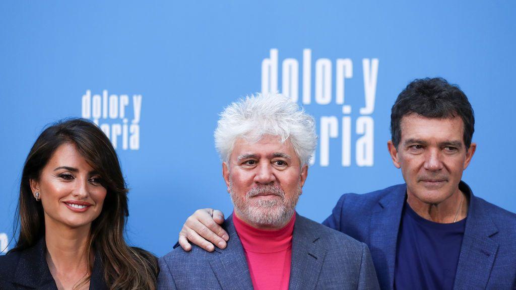 Almodóvar con su 'Dolor y Gloria' vuelve a ser, por tercera vez, la apuesta de España para los Óscar