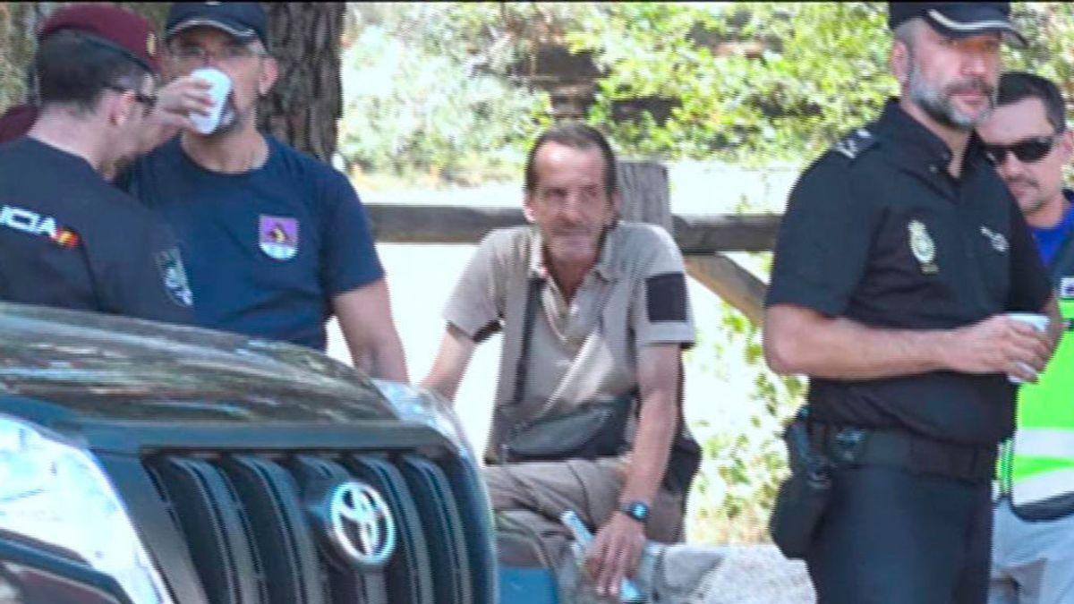 El vecino de Cercedilla que habló con Blanca Fernández Ochoa comunicó a los agentes el domingo que la esquiadora le había dicho que iba a ir a La Peñota