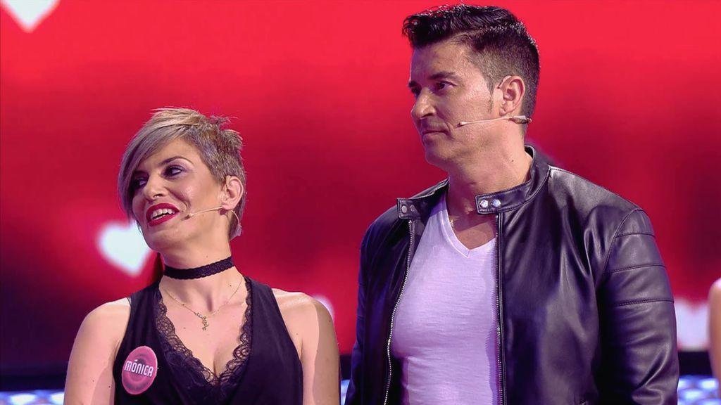 """Mónica rechaza a Miguel: """"Te falta un poco de chispa, que es lo que yo necesito"""""""
