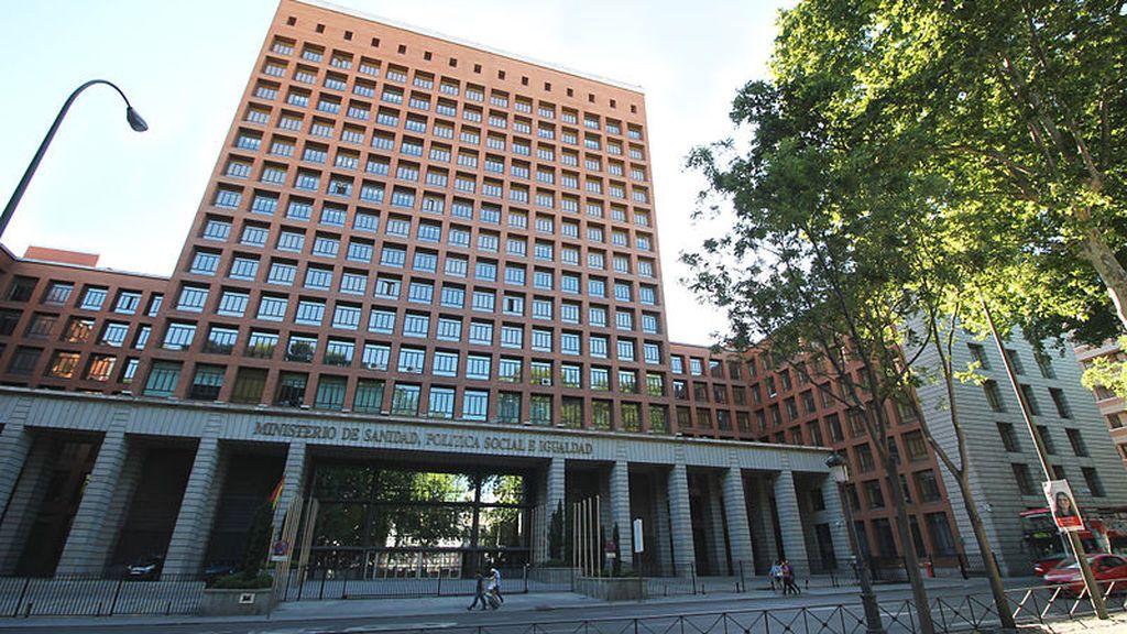 Desalojado el Ministerio de Sanidad por una falsa amenaza de bomba