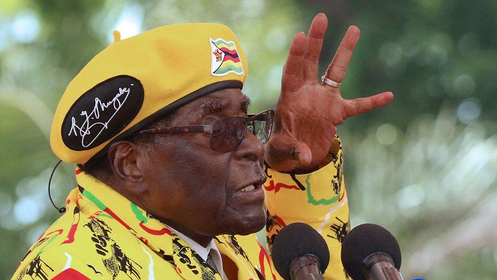 Mugabe: excentricidades, crueldad y una mujer adicta al lujo