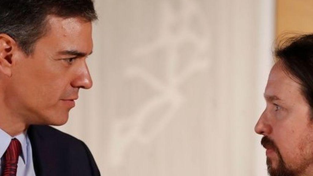 El PSOE deja claro que no quiere el apoyo de Podemos gratis