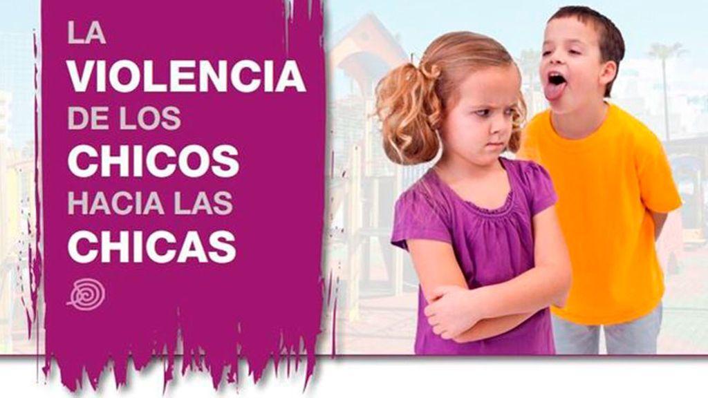 """Vox pide explicaciones a Díaz Ayuso por una campaña de 2015 que trata a los niños como """"maltratadores potenciales"""""""