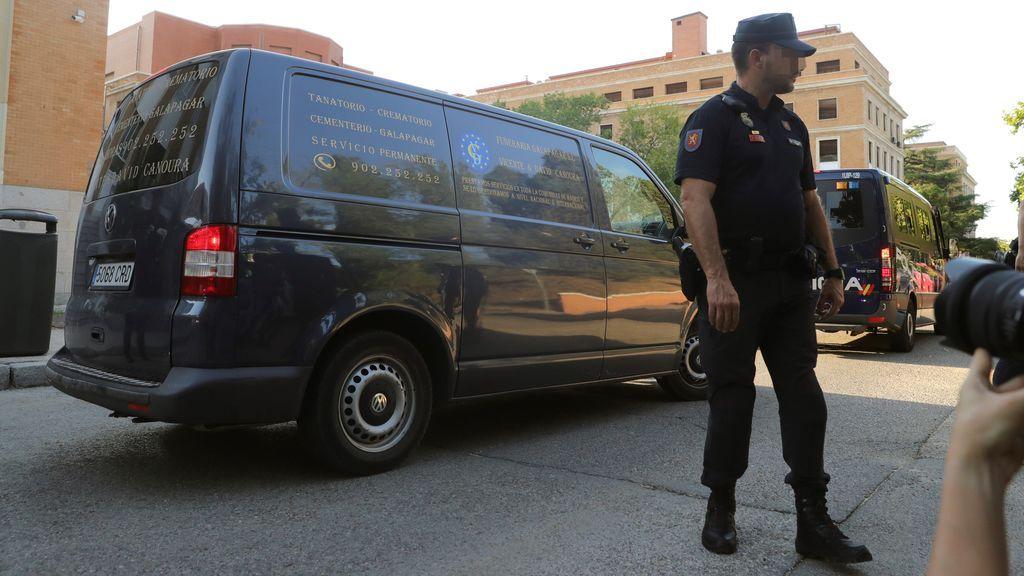 El cuerpo de Blanca Fernández Ochoa ya está en poder de su familia que espera poder incinerarla
