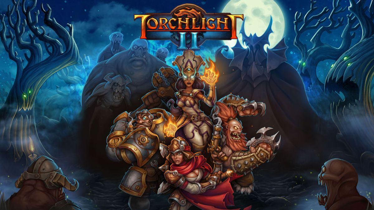 Torchlight II llega a consola: 7 años no son nada
