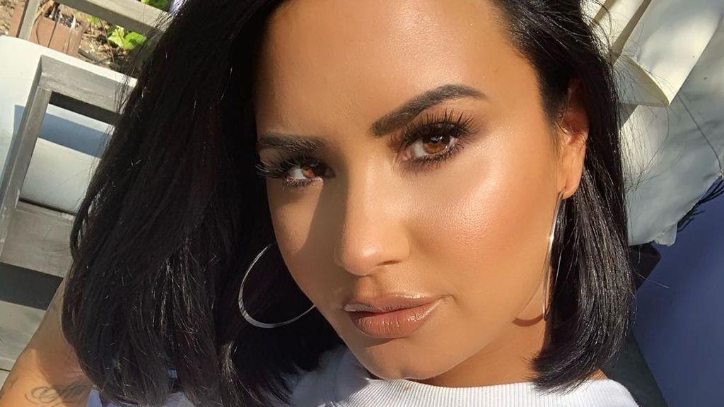 """Demi Lovato pide disculpas a sus fans al compartir un posado en bikini sin editar: """"Era mi mayor miedo"""""""