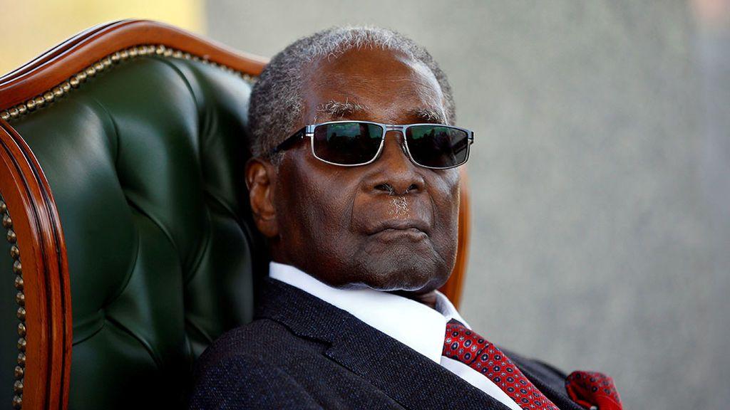 Muere Robert Mugabe