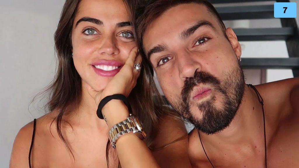 Sus peleas y posturas favoritas: Violeta y Fabio cuentan los salseos de su relación (1/2)