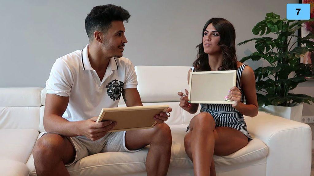 El tag del novio y su primera bronca: Sofía y Kiko cuentan los secretos de su relación (2/2)