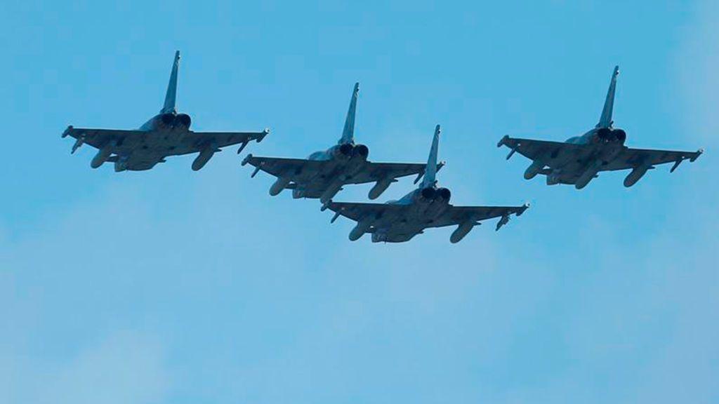 Indra coordinará en España el programa del futuro avión de combate europeo