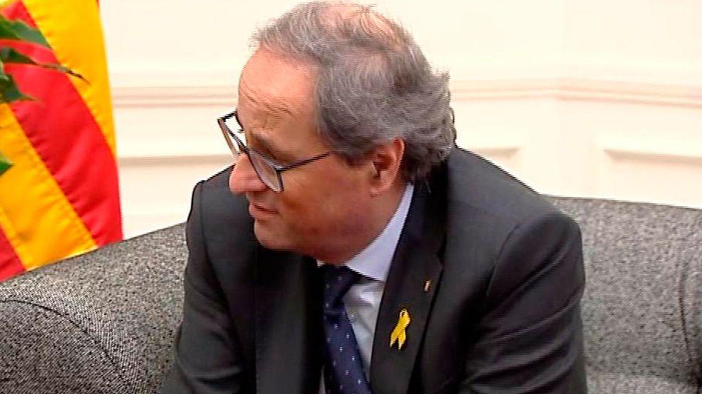 """El fiscal a Torra: Los ciudadanos """"no se encuentran ociosos en el sofá"""" esperando a que los cite el tribunal"""