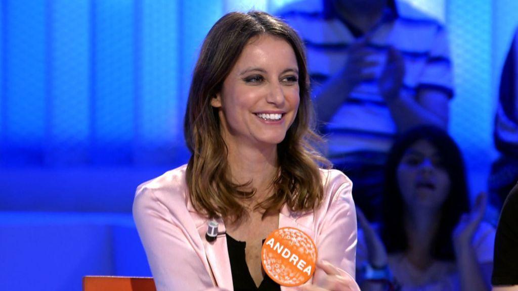 Andrea Levy, invitada en 'Pasapalabra'