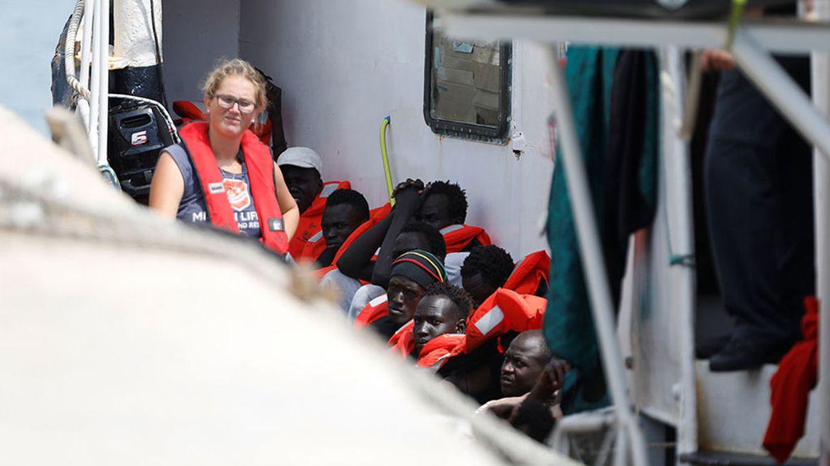 Italia multa con 300.000 euros al buque alemán de rescate 'Eleonore'