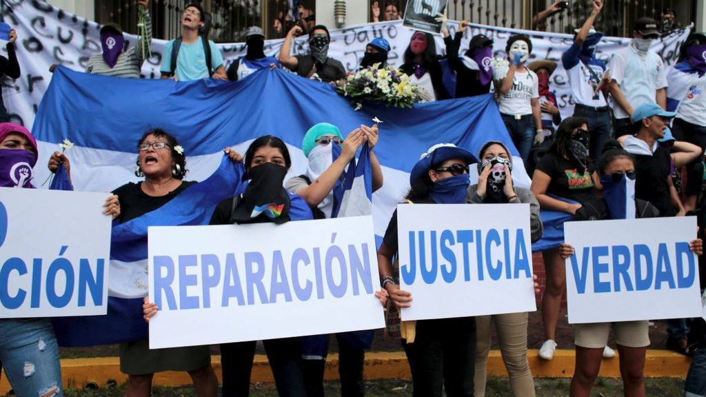 La ONU insiste en que Nicaragua siguió la represión pese al diálogo
