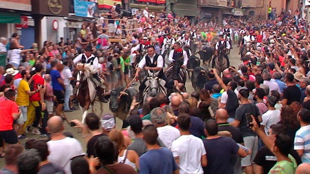 Cómo viajar en el tiempo para disfrutar los toros y caballos de Segorbe