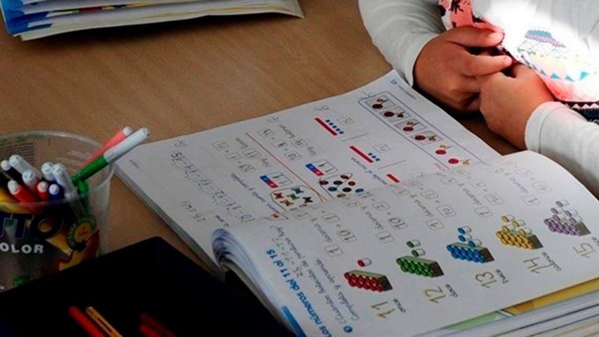 Madrid, Murcia y La Rioja arrancan el curso escolar con préstamo de libros para colegios públicos y concertados