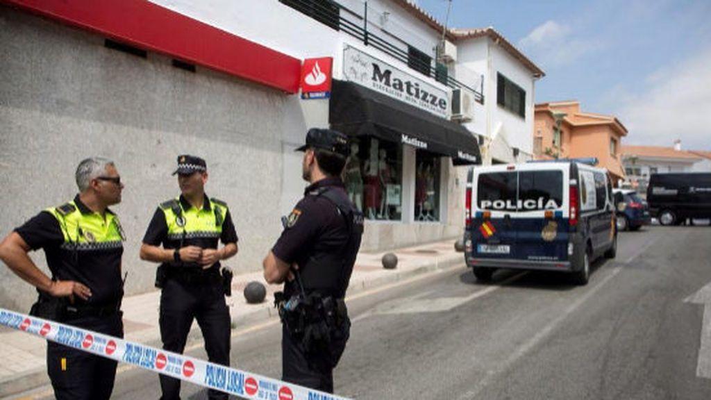 Un hombre en Málaga mata a su madre de 81 años de un tiro en la cabeza