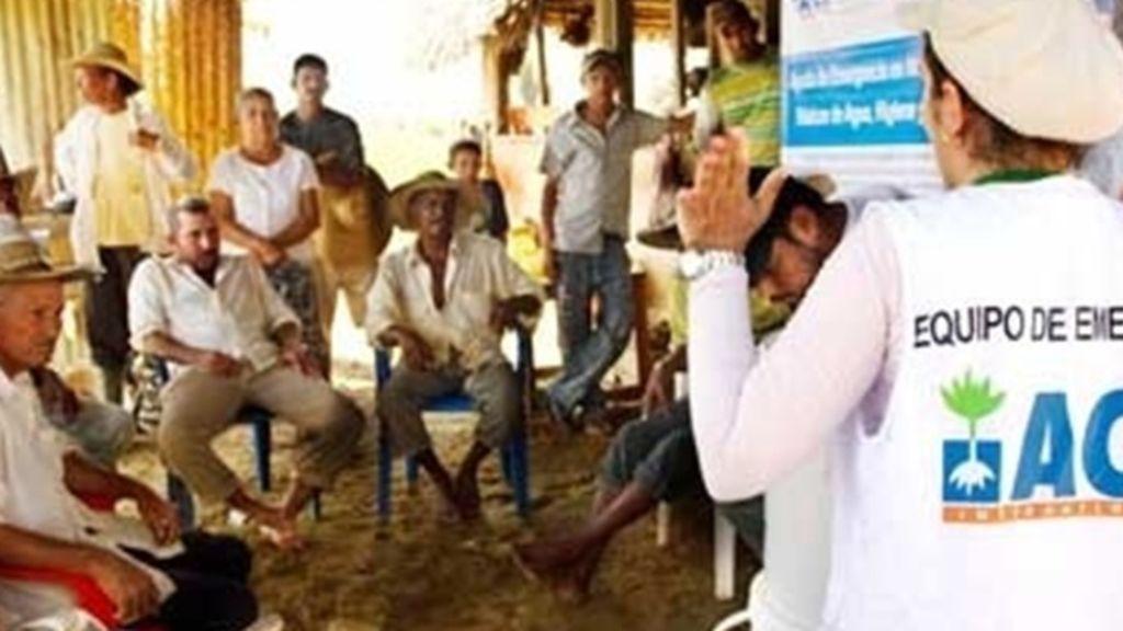 Asesinados en Etiopía dos cooperantes de la ONG Acción Contra el Hambre