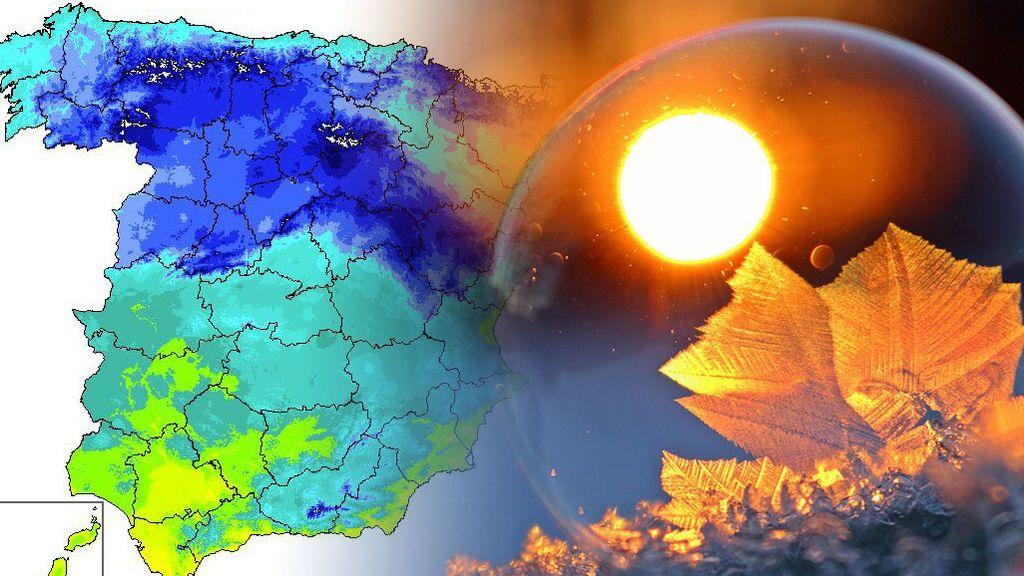 Rescata el edredón: el 'fresco' deja huella en el norte con los primeros bajo ceros