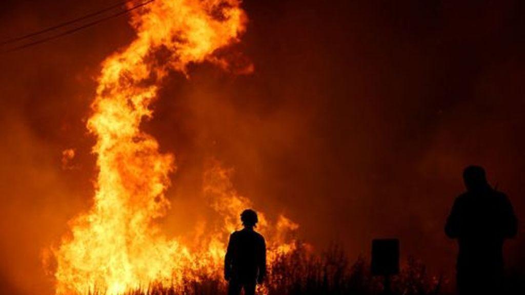 Investigadas dos personas como presuntas autoras del incendio de A Pobra do Caramiñal (A Coruña)