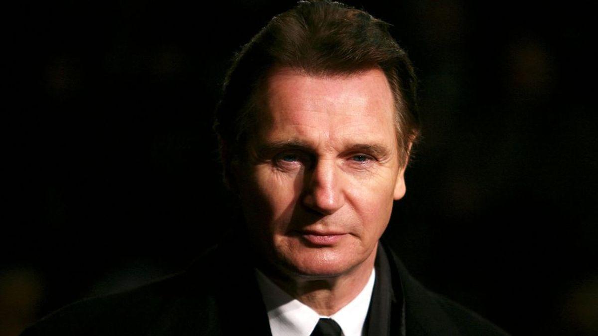 Liam Neeson: de 'desconectar' a su esposa por un pacto de amor a luchar contra el alcoholismo por sus hijos