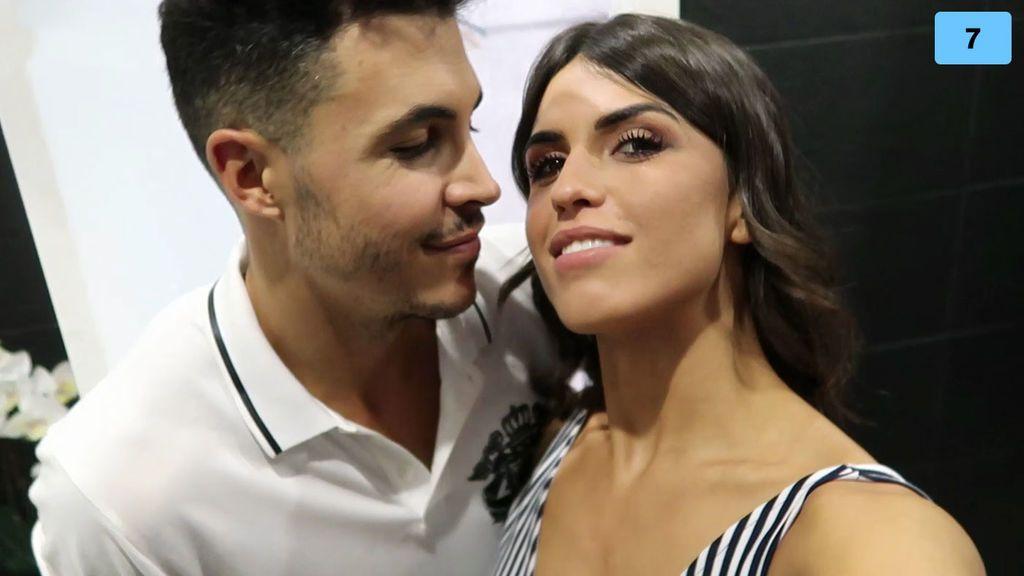 El tag del novio y su primera bronca: Sofía y Kiko cuentan los secretos de su relación (1/2)