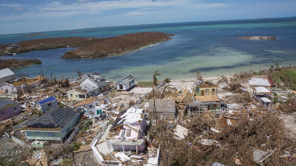 Ascienden a 43 los muertos en Bahamas por el paso del huracán Dorian