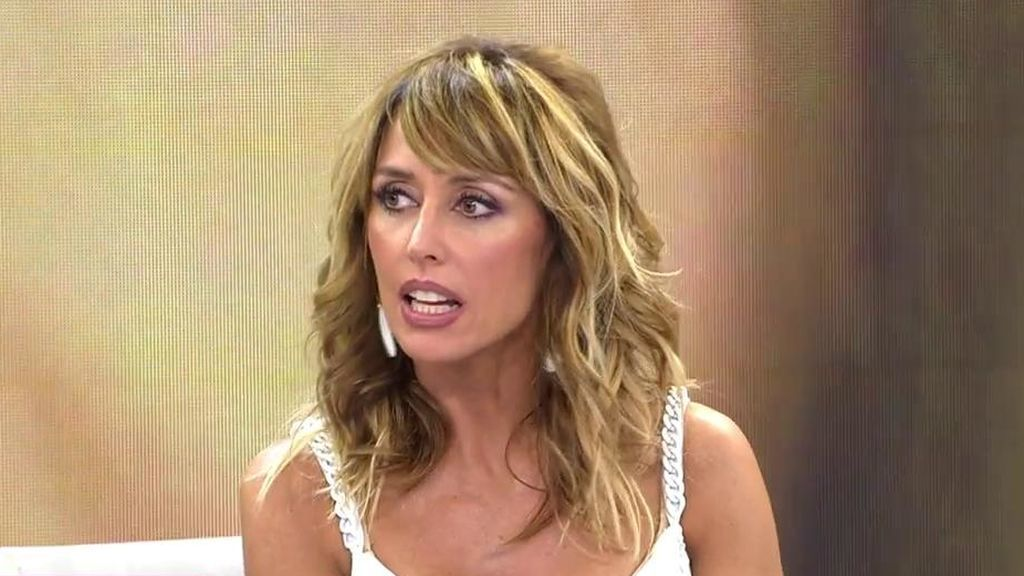 Emma García relata la fría bienvenida que le dio María Teresa Campos cuando llegó a Telecinco