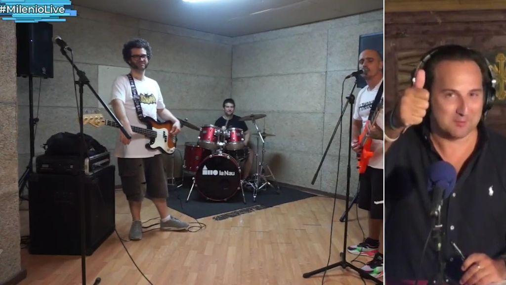 """Corazón metalero para dar la bienvenida a un nuevo 'Milenio Live': """"Una tribu diferente"""""""