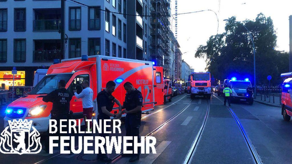 El atropello que ha dejado 4 muertos en el centro de Berlín ha sido calificado como un accidente de tráfico