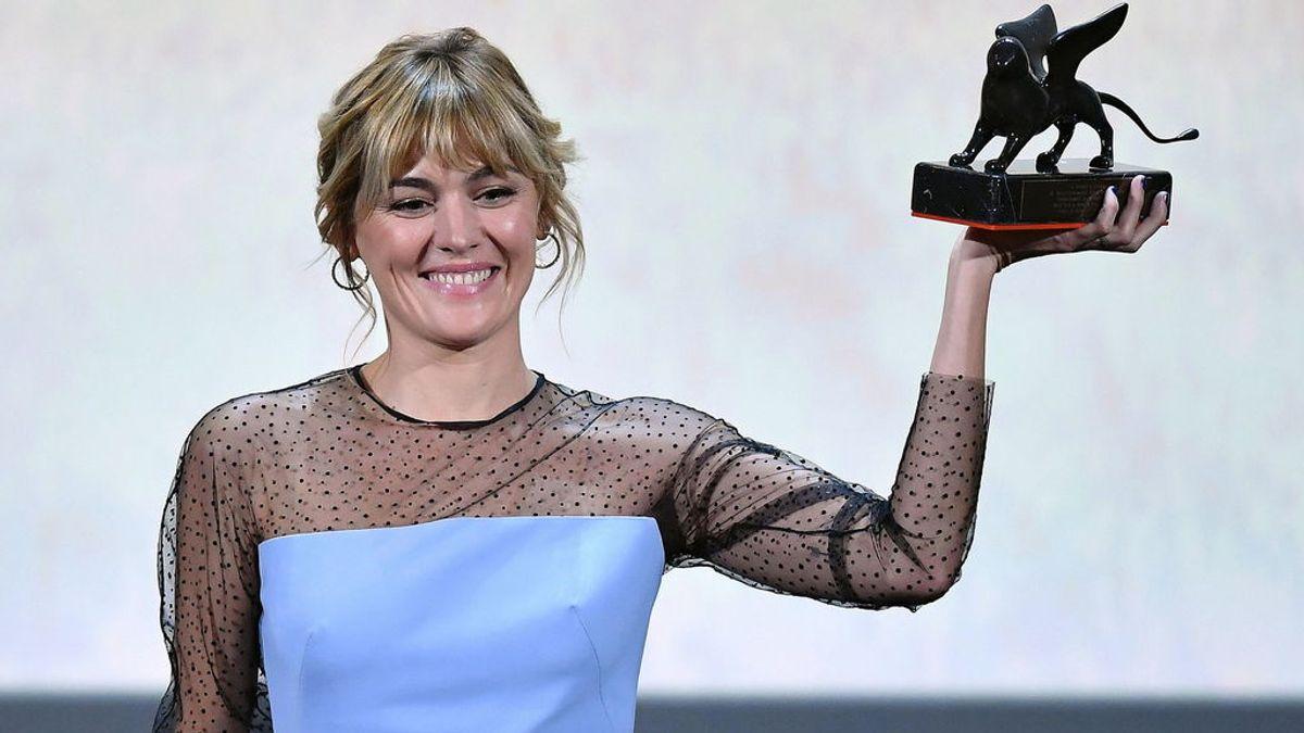 Buena noticia para el cine español: Marta Nieto recibe el premio a mejor actriz por 'Madre', de Rodrigo Sorogoyen