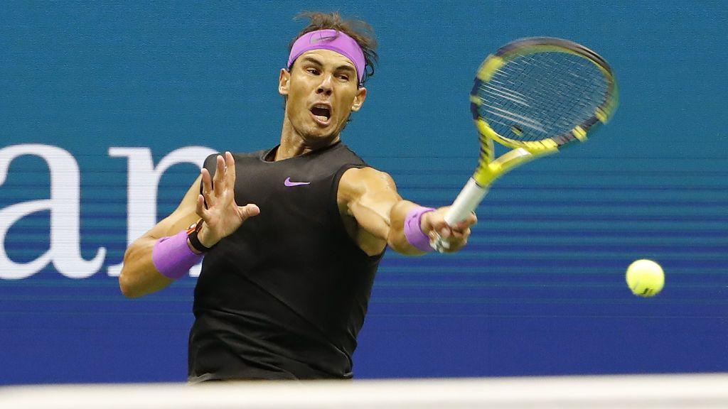 Los increíbles golpes ganadores de Rafa Nadal para llegar a la final del US Open