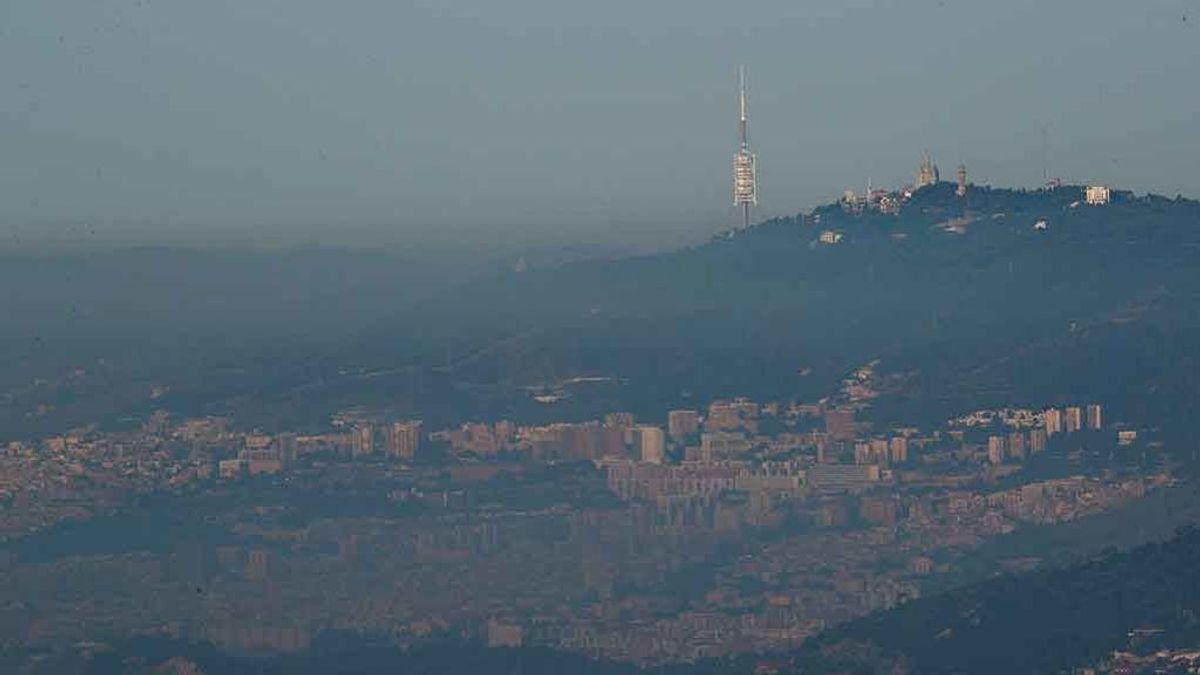 La contaminación mata a más de 400 personas cada año en Barcelona