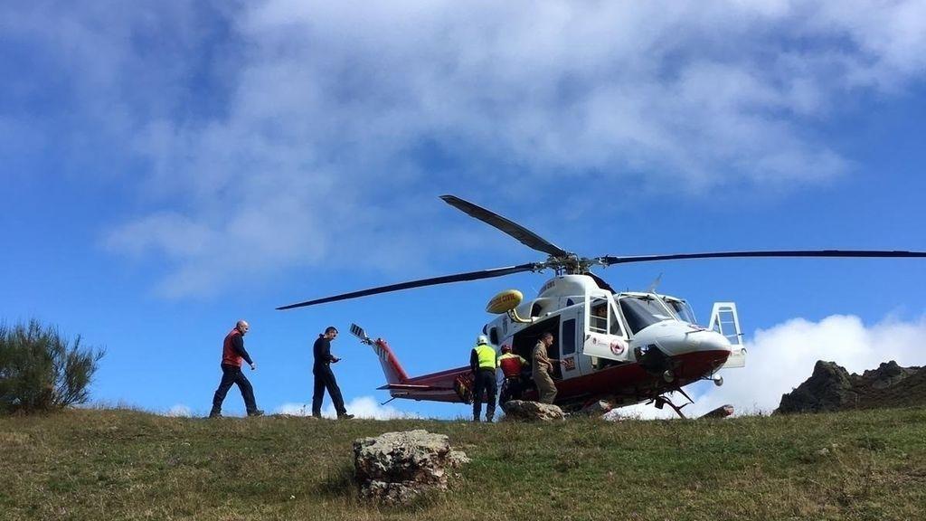 Muere un senderista de 69 años durante una ruta en Vega de Liébana, Cantabria