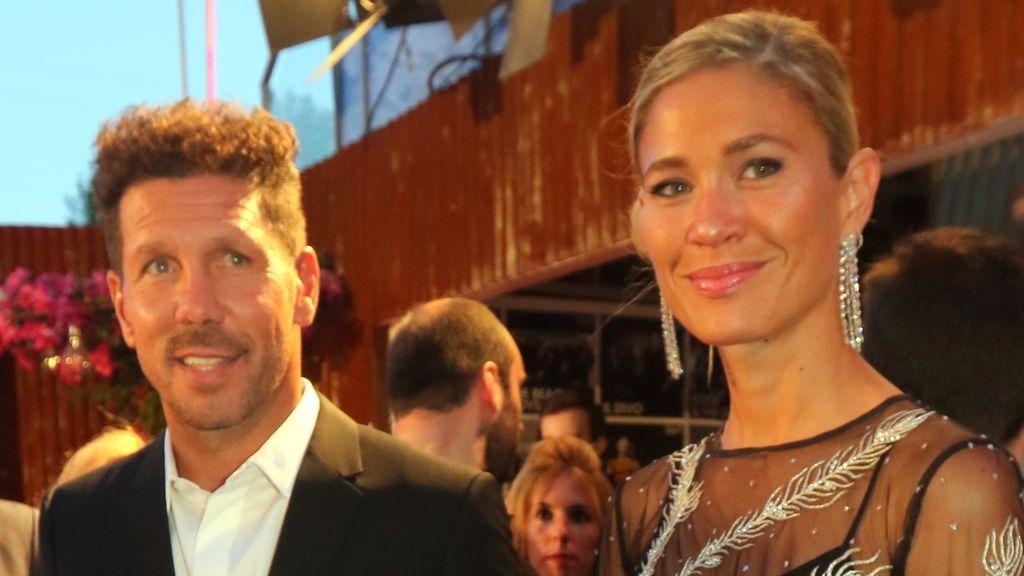 En la toscana y rodeados de familiares y amigos: lo que se ha filtrado de la segunda boda de Carla Pereyra y Simeone