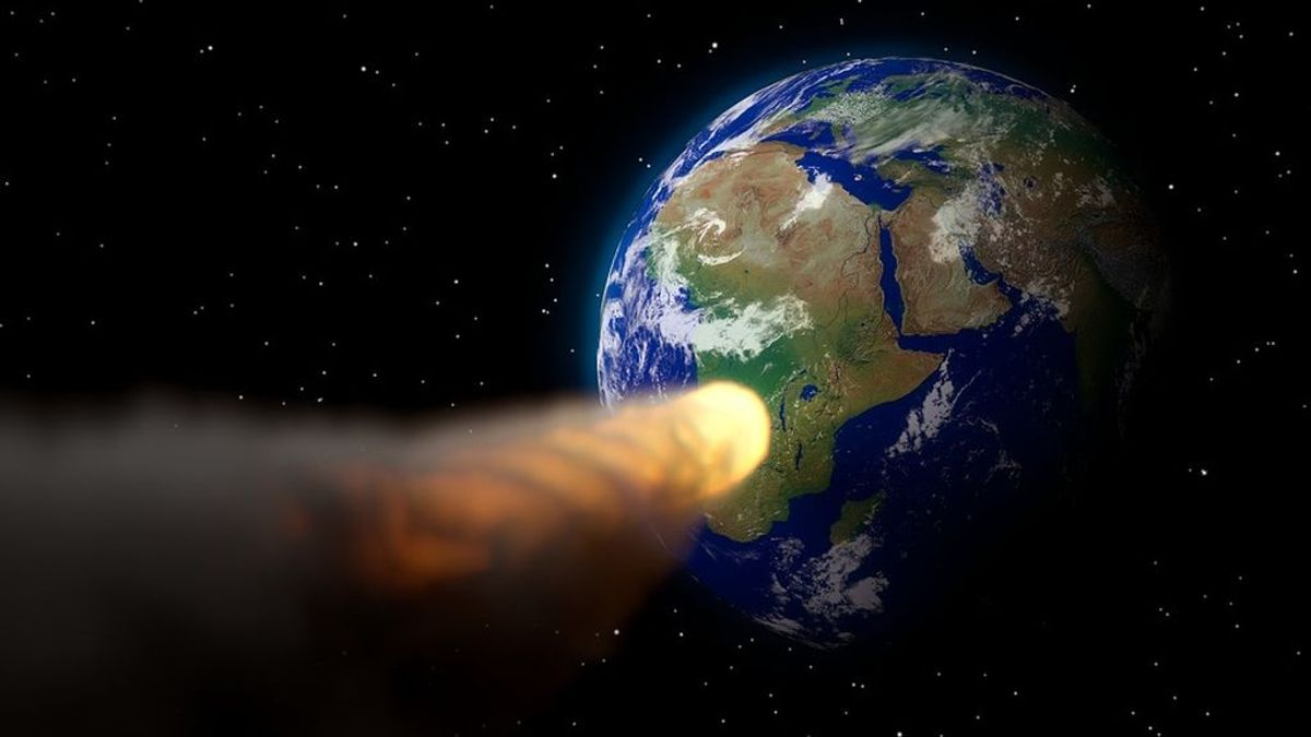 Ni en la 'Guerra de las Galaxias': buscan aprender cómo desviar asteroides que podrían colisionar con la Tierra