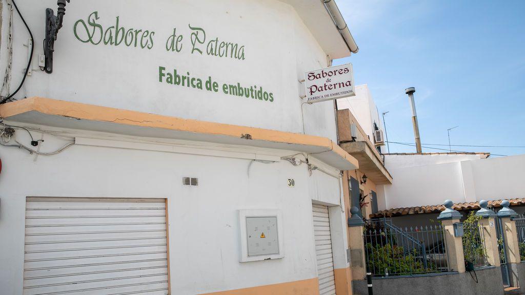 """Los vecinos de Paterna de Rivera se reunirán para dar """"cariño y calor"""" a la familia del negocio Sabores de Paterna"""