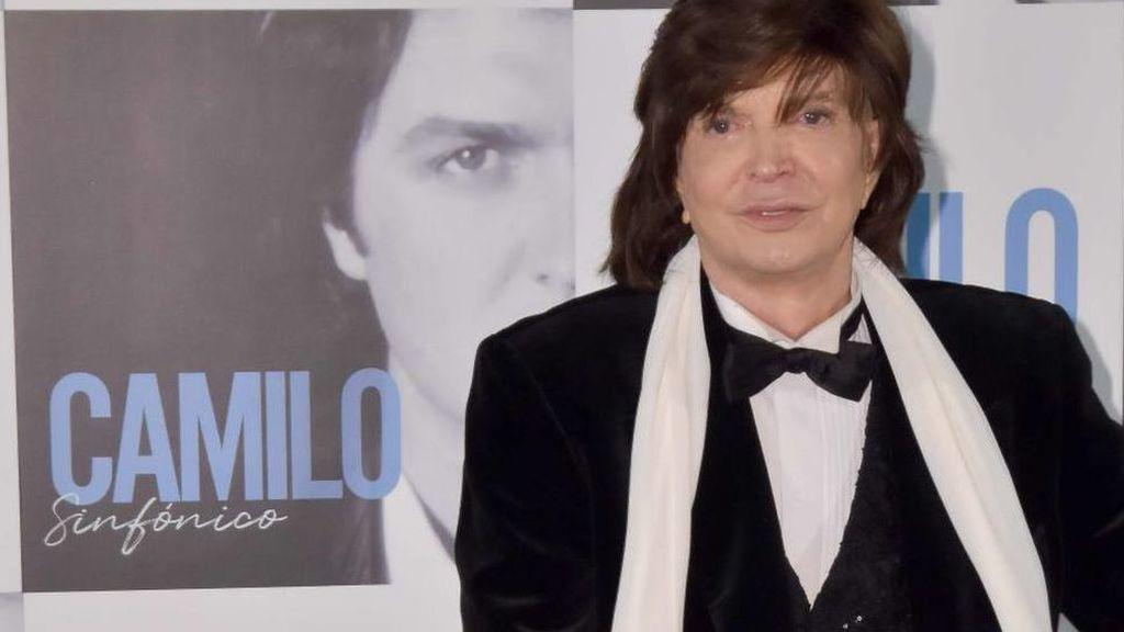 Muere el cantante Camilo Sesto a los 72 años de edad